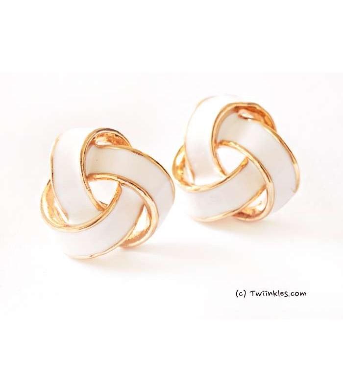 Straw Balls Earring (Choose Colors)2050010) - Twiinkles