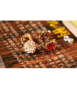 Melody Gold Plated Earrings (2090003)