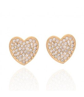 L Gold Plated Earring (2090017)