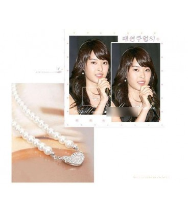 Pearl Heart Necklace (3040001)